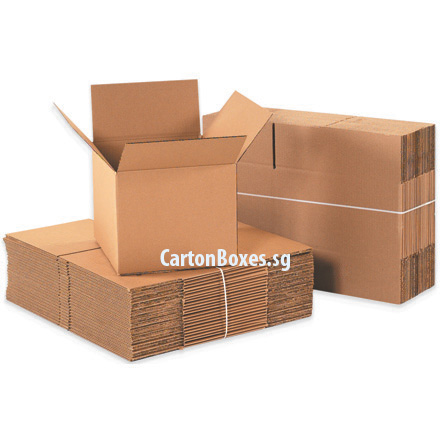 Carton Box Supplier Singapore | Packing Boxes - Manufacturer