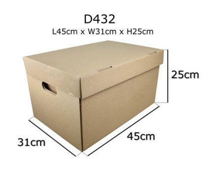 Document Box D432
